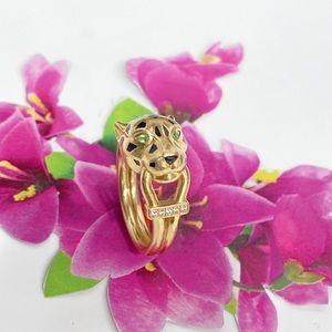 Cartier Panthere de Diamond Lacquer Garnet 18k
